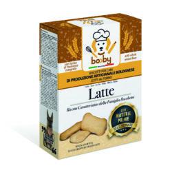 biscotti per cani al latte
