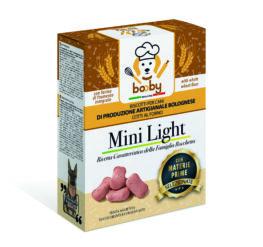biscotti per cani mini light